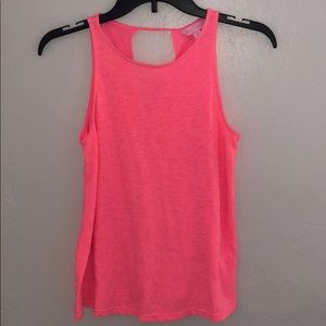 Lilly Pulitzer Pink Tank
